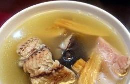 北芪黄鳝汤