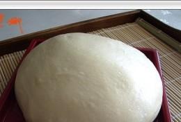 面包基本面团