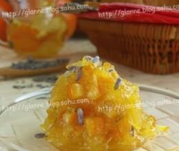 蜜橙薰衣草果酱