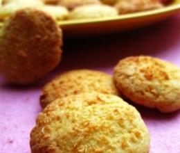 椰蓉奶酥饼干