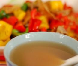鲜土茯苓猪展汤