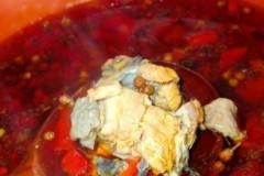 朝天椒红烧鸡块