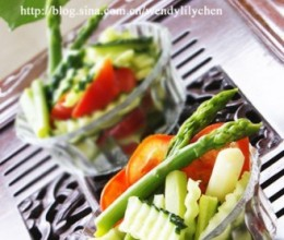 什锦蔬菜沙拉