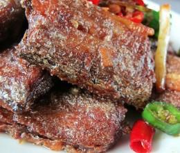 南昌传统风味红烧带鱼
