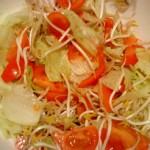 生拌豆芽菜