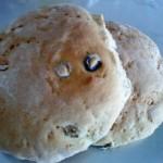 橄榄豆黑麦面包
