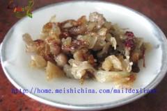 粘米粉之碗粿