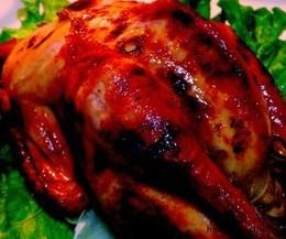 勺式烤火鸡