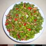 肉沫四季豆