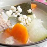 冬瓜薏仁排骨汤