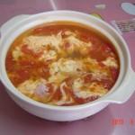 蕃茄榨菜蛋汤