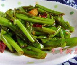 南昌风味水空心菜