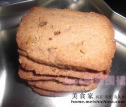 葵花籽椒盐饼干