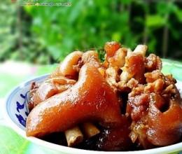 红烧猪蹄(高压锅简易版)