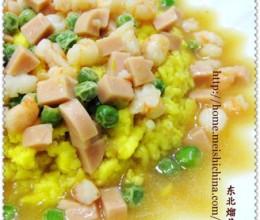 东北熘黄菜