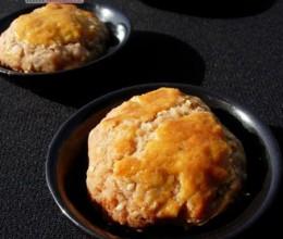 烤花生仁饼