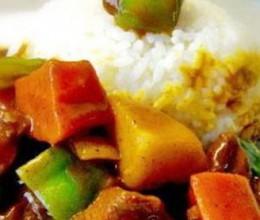 咖喱玉米淀粉