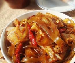 清炖大白菜