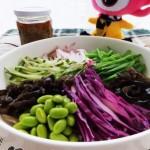 麻醬紫甘藍