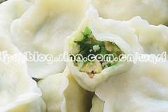 小麦面粉饺