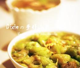 姜汁丝瓜丝