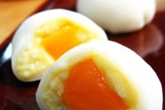 微波鸡蛋黄