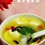 燉北豆腐湯