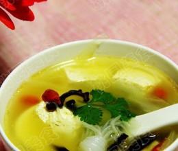 炖北豆腐汤