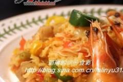 焖四季豆饭