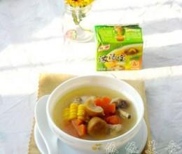煲鲜栗子汤