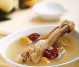 煮鲜栗子汤