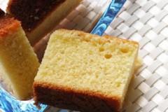 烘焙粘米粉糕