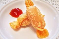 酸甜饺子皮