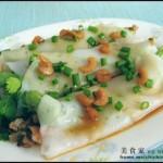 广式虾仁肠粉