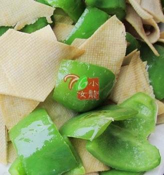豆皮柿子椒