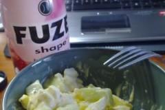 土豆鸡蛋黄瓜沙拉
