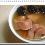杜仲巴戟猪腰汤