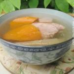 蘋果沙梨豬骨湯