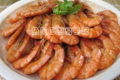 盐油爆海虾