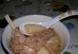 清火猪肺汤