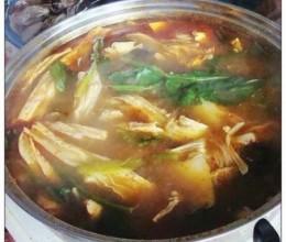 骨汤什锦火锅