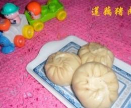 莲藕猪肉包