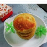 甜美红薯饼