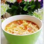 西红柿浓汤面