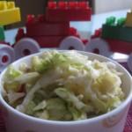 腌白菜咸菜