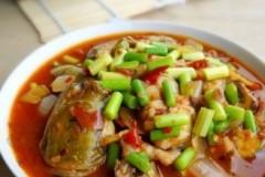蒜香豆瓣鲶鱼