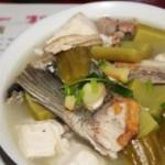 凉瓜豆腐鱼汤