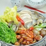 章鱼海鲜火锅