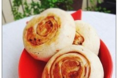腐乳葱花烙饼