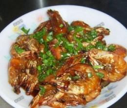 油焖海对虾